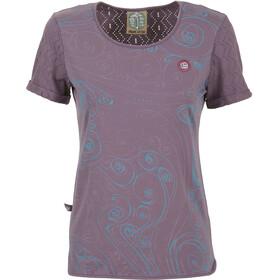 E9 Ghiri T-shirt Dames, violet